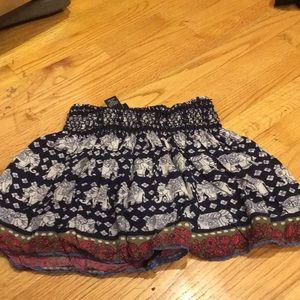 Girls large skirts euc